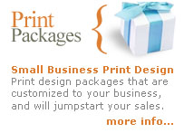print design packages